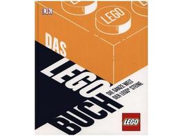 Das LEGO  Buch