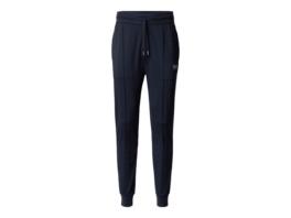 Sweatpants mit Label-Stitching Modell 'Tracksuit Pants'